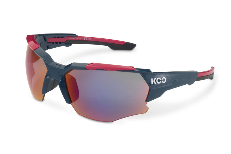 KOO Orion Sunglasses Slate Iris Medium drive side