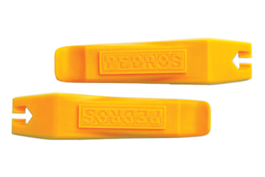Pedro's Tire Lever Pair Yellow
