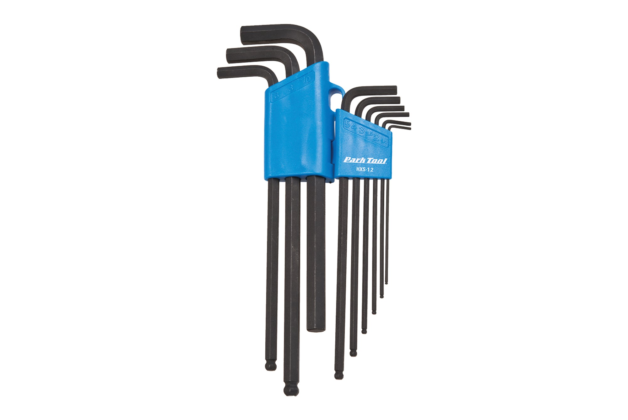 Park Tool Professional Hex Wrench Set - HXS-1.2