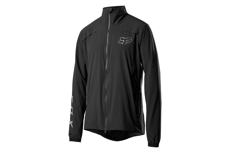 Fox Racing Flexair Pro Fire Alpha Jacket Black drive side