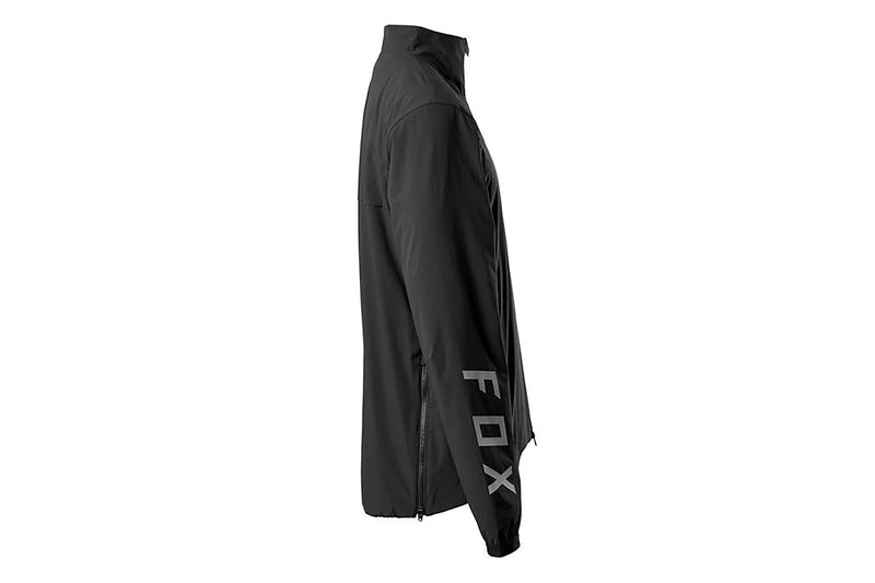 Fox Racing Flexair Pro Fire Alpha Jacket Black sticker