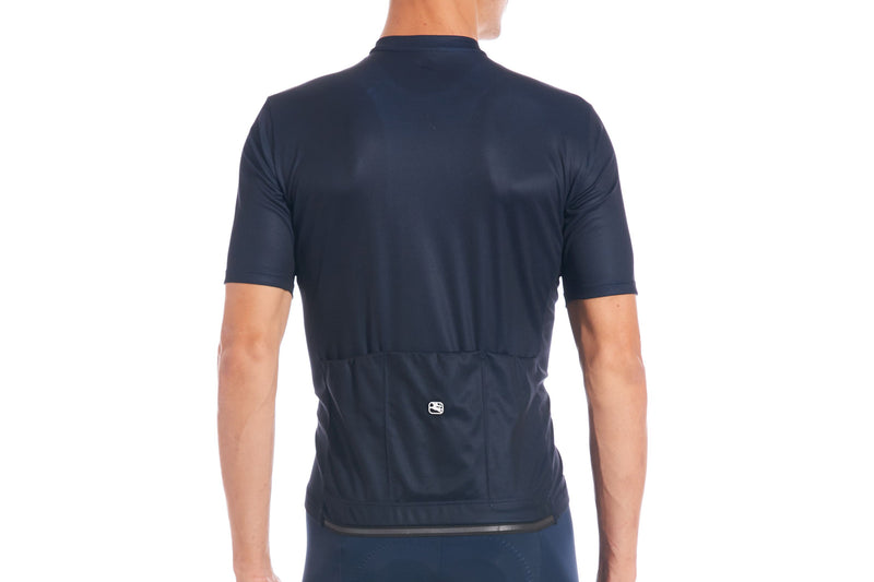 Giordana Fusion S/S Men's Jersey Midnight Blue non-drive side