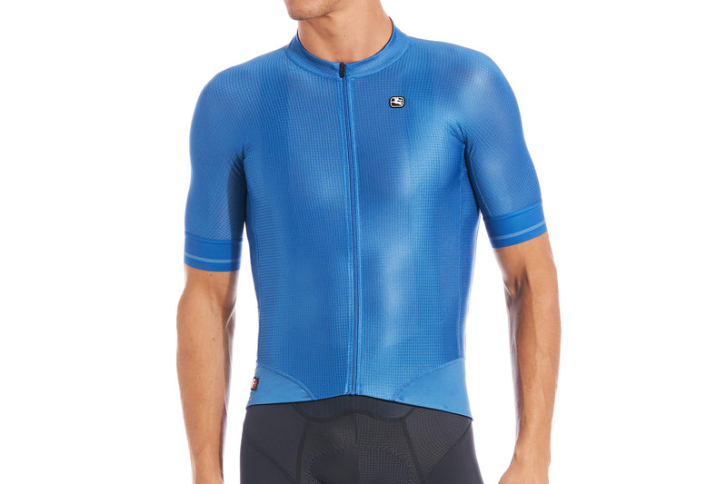 Giordana FR-C Pro S/S Men's Jersey Full Classic Blue drive side