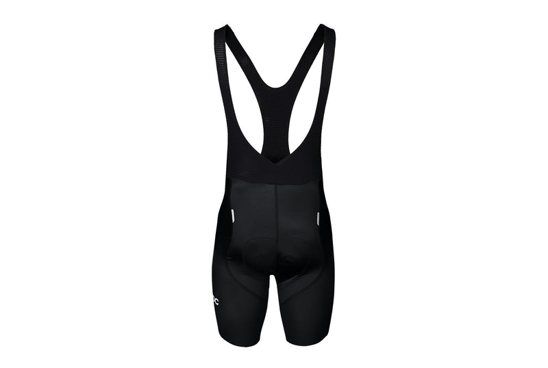POC Women's Ultimate VPDs Bib Shorts Navy Black non-drive side
