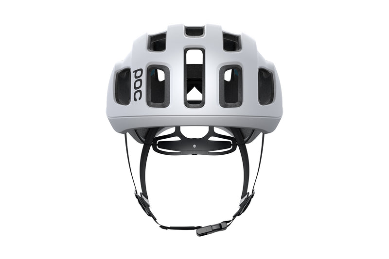 POC Ventral AIR SPIN (CPSC) Bike Helmet Hydrogen White Raceday non-drive side