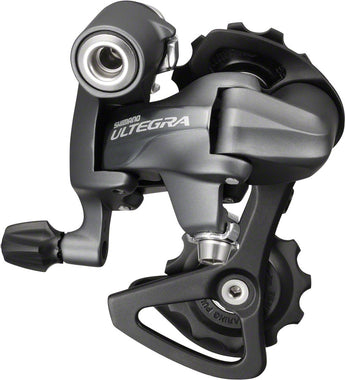 Shimano Ultegra 6700A-SS 10-Speed Short Cage Rear Derailleur Gray