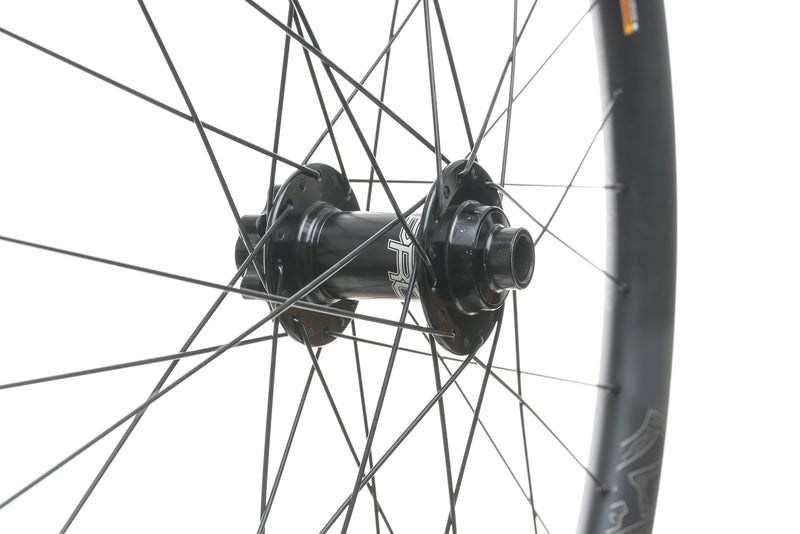 "WTB Ci31 Carbon Tubeless 27.5"" Front Wheel sticker"