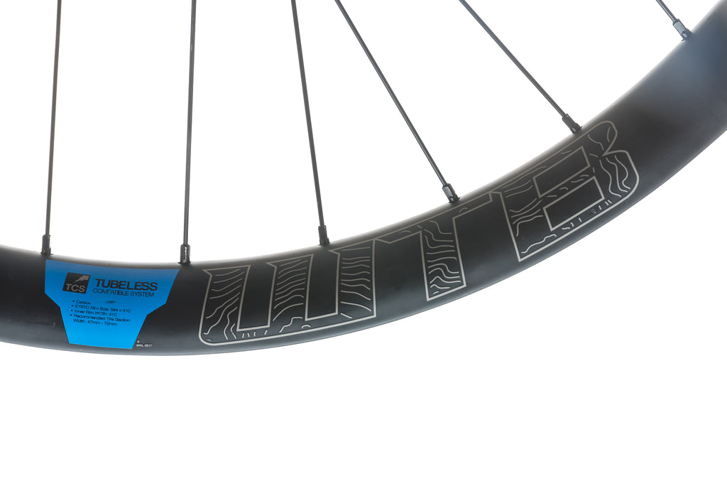 "WTB Ci31 Carbon Tubeless 27.5"" Front Wheel"