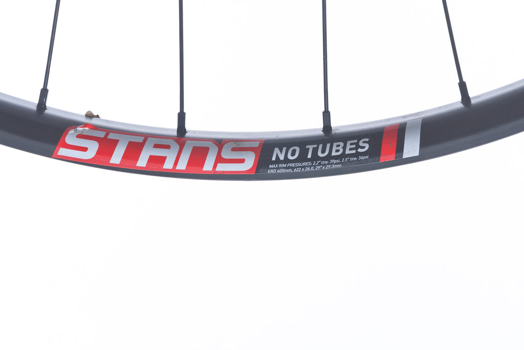 Stan's NoTubes Arch MK3 Tubeless Rear Wheel