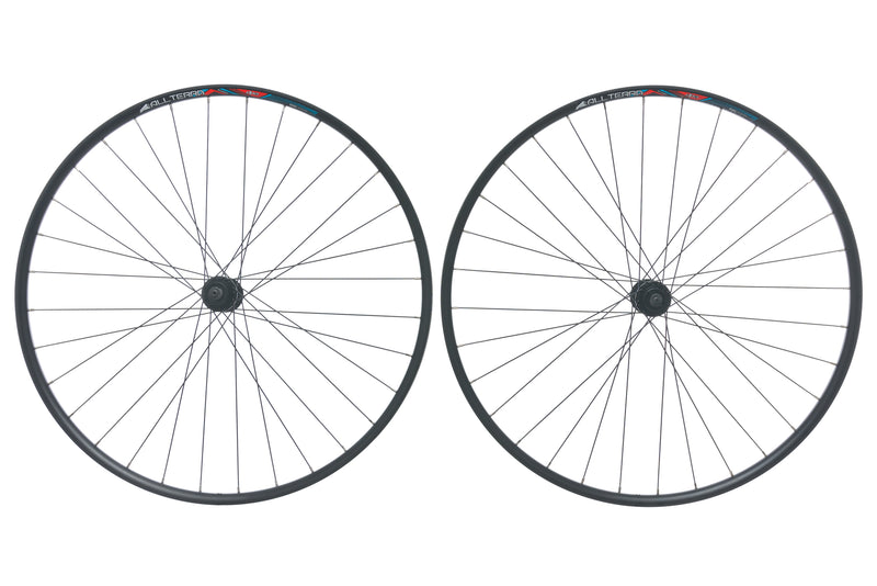"GT All Terra Aluminum Clincher 29"" Wheelset drive side"