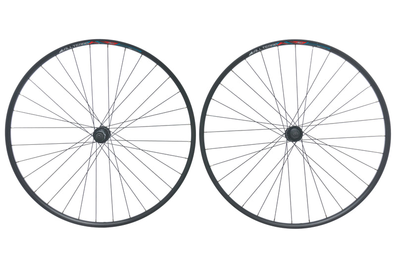 "GT All Terra Aluminum Clincher 29"" Wheelset non-drive side"