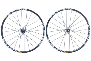 "Mavic Crossride Aluminum Tubeless 27.5"" Wheelset"