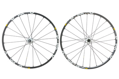"Mavic Crossmax ST Lefty Aluminum Tubeless 29"" Wheelset"