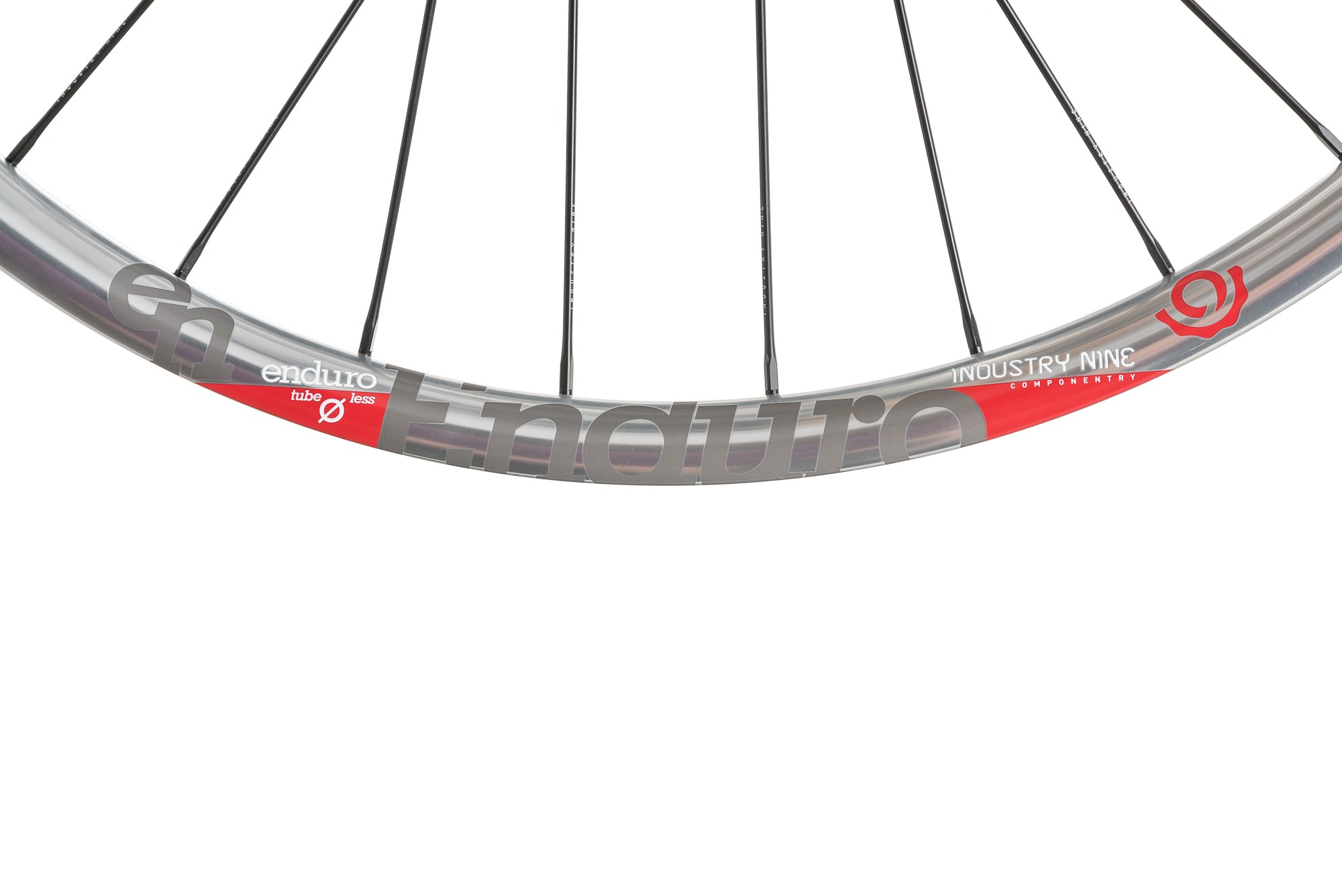 "Industry Nine Enduro Aluminum Tubeless 27.5"" Wheelset"