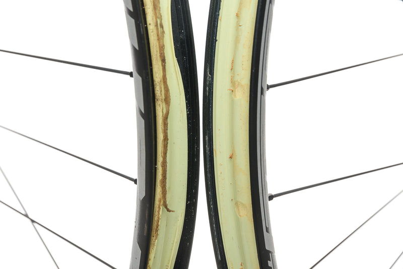 "Spank Oozy 345 Trail Aluminum Tubeless 29"" Wheelset front wheel"