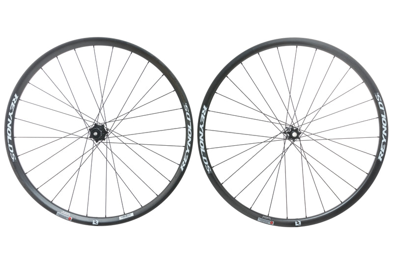 Reynolds Blacklabel Trail 29 Carbon Tubeless Wheelset non-drive side