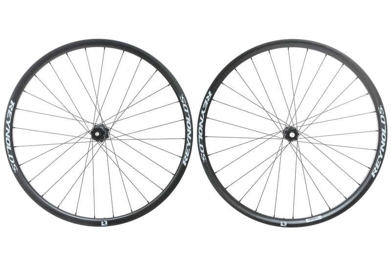 "Reynolds TR 307 Carbon Tubeless 27.5"" Wheelset drive side"