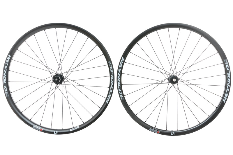 "Reynolds TR 307 Carbon Tubeless 27.5"" Wheelset non-drive side"