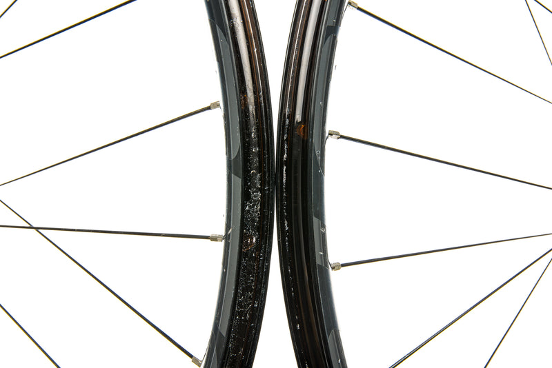 "Easton ARC 24 Aluminum Tubeless 29"" Wheelset front wheel"