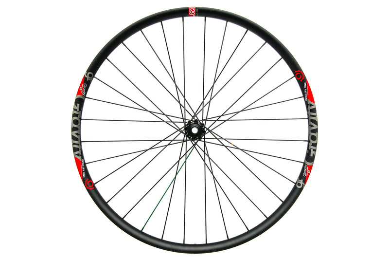 "Industry Nine Gravity Aluminum Tubeless 29"" Front Wheel drive side"