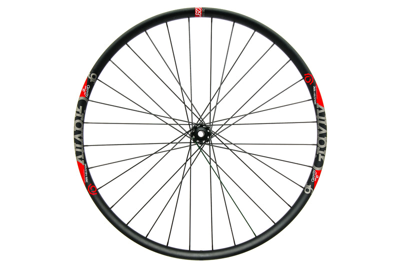 "Industry Nine Gravity Aluminum Tubeless 29"" Front Wheel non-drive side"