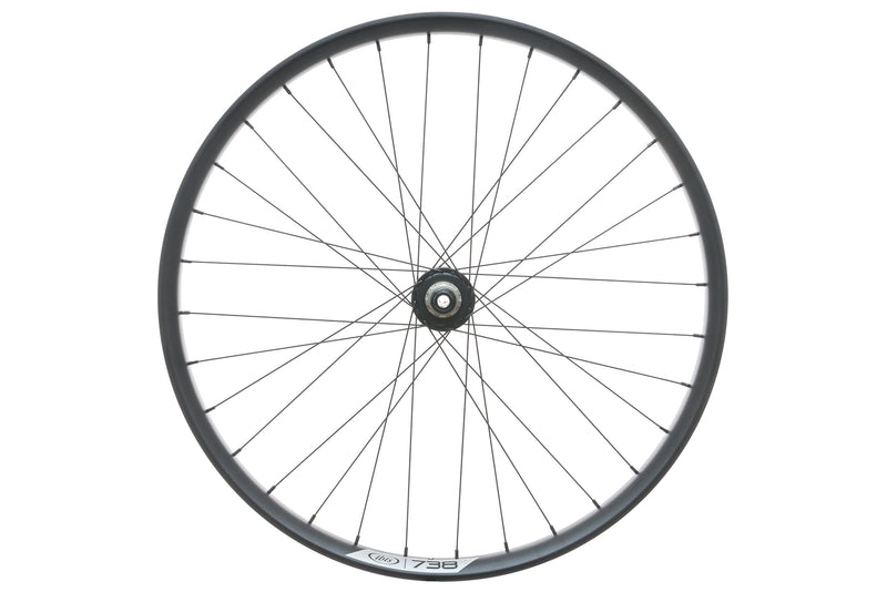 "Ibis 738 Aluminum Tubeless 27.5"" Rear Wheel non-drive side"