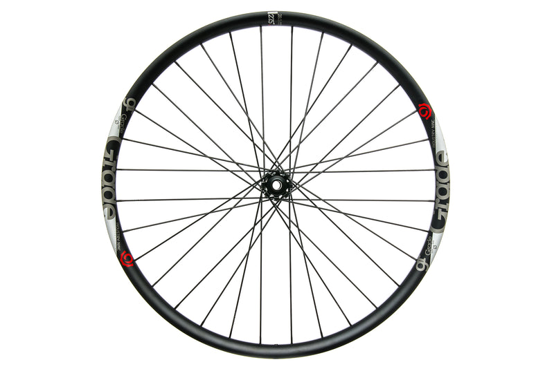 "Industry Nine Grade Aluminum Tubeless 27.5"" Front Wheel drive side"