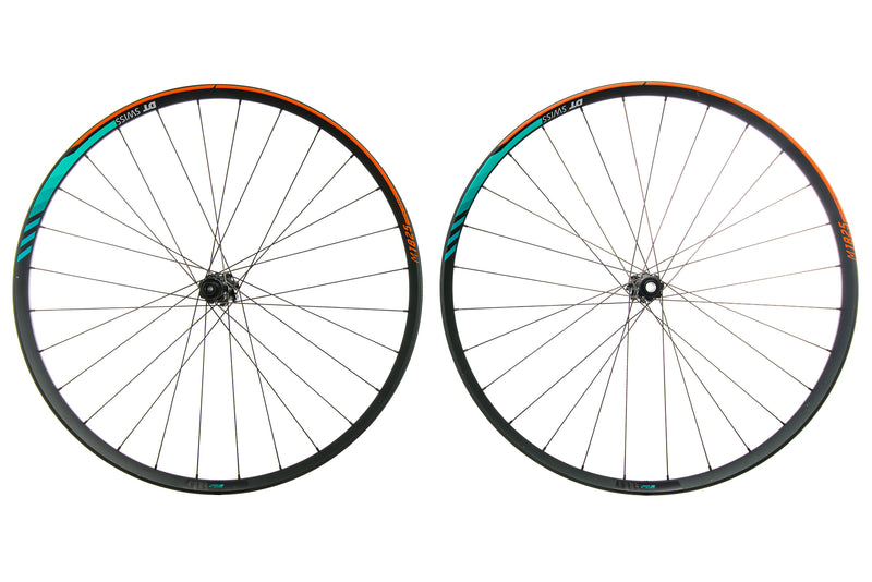 "DT Swiss M1825 Aluminum Tubeless 29"" Wheelset drive side"