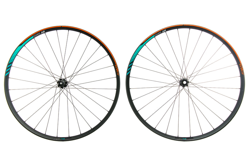 "DT Swiss M1825 Aluminum Tubeless 29"" Wheelset non-drive side"