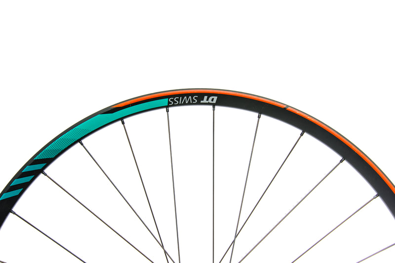 "DT Swiss M1825 Aluminum Tubeless 29"" Wheelset cockpit"