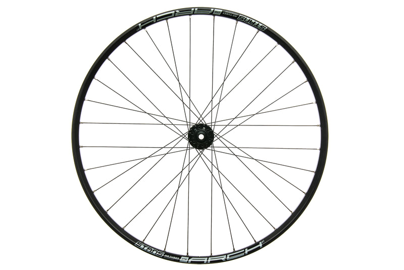 "Stan's NoTubes ZTR Arch S1 Aluminum Tubeless 29"" Rear Wheel drive side"