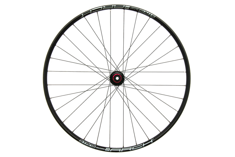 "Stan's NoTubes ZTR Arch S1 Aluminum Tubeless 29"" Rear Wheel non-drive side"