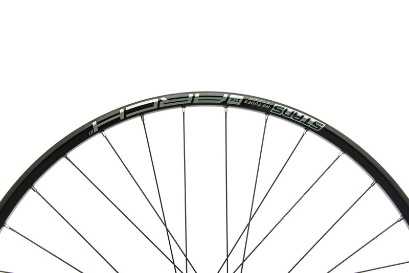 "Stan's NoTubes ZTR Arch S1 Aluminum Tubeless 29"" Rear Wheel front wheel"