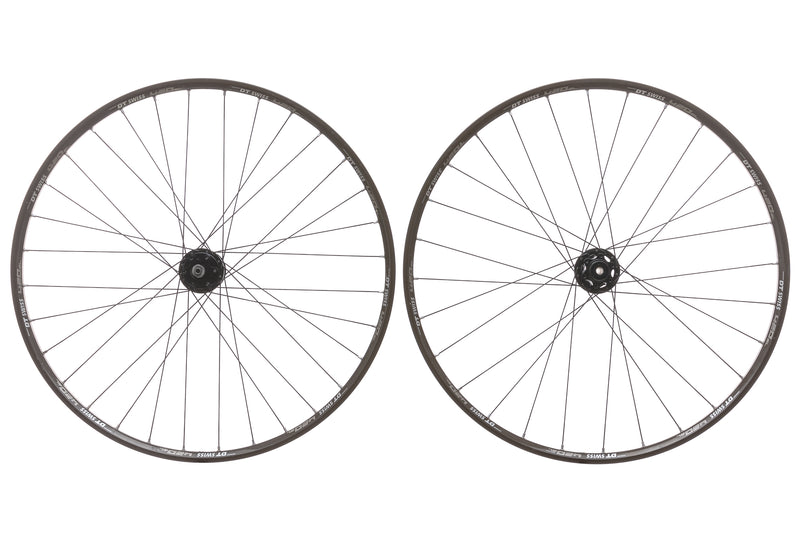 "DT Swiss 420SL Aluminum Clincher 26"" Wheelset drive side"