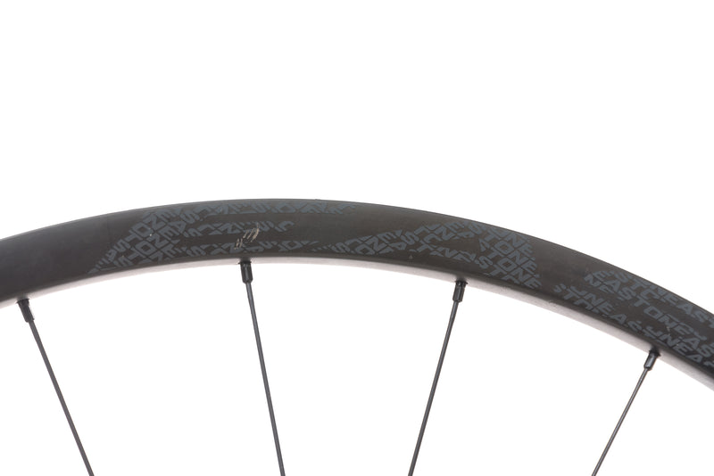 "Easton EC70 Carbon Tubeless 29"" Wheelset cockpit"