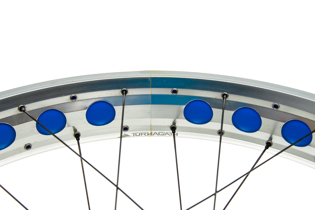 "Turnagain FR80 Aluminum Fat Bike Clincher 26"" Wheelset"