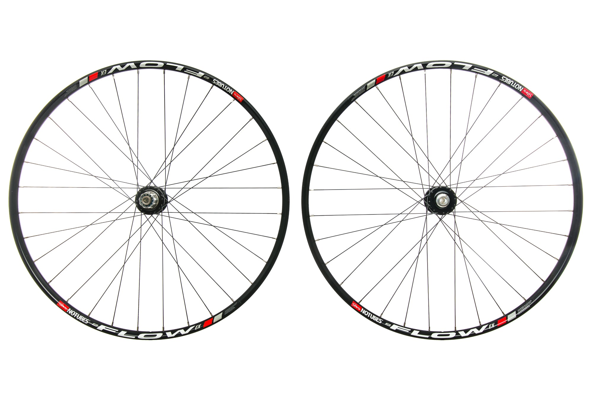 "Stan's No Tubes ZTR Flow EX Alloy Tubeless 29"" Wheelset"