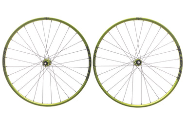 "Spank Oozy Trail 260 Evo Tubeless 29"" Wheelset Emerald Green"