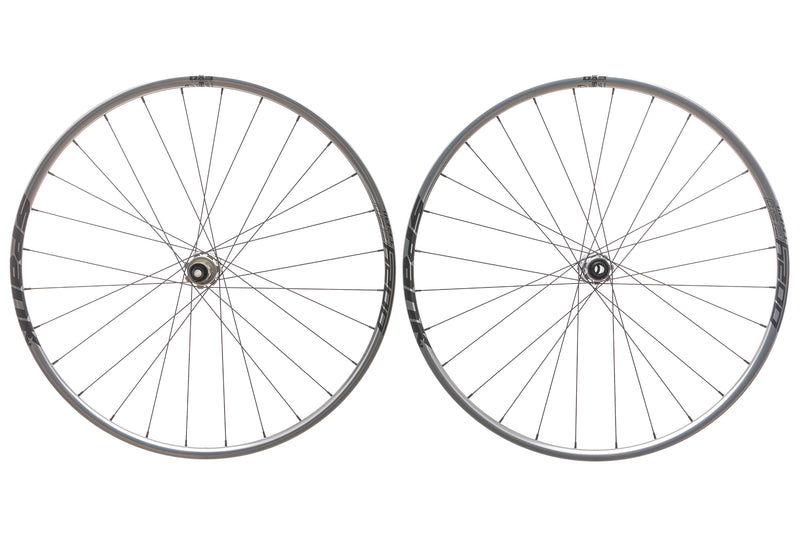 "Spank Oozy Trail 260 Evo Tubeless 29"" Wheelset Silver non-drive side"