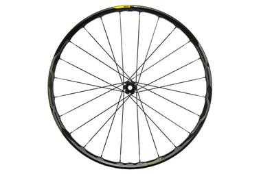 "Mavic X4 Elite Aluminum Tubeless 27.5""+ Front Wheel"