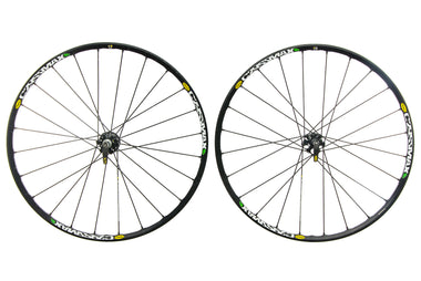 "Mavic Crossmax Disc Aluminum Clincher 29"" Wheelset"