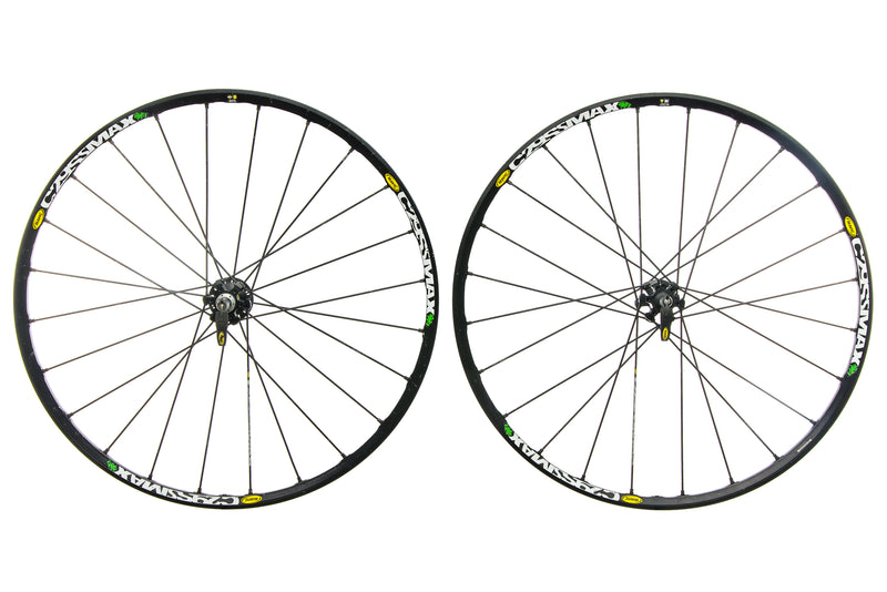 "Mavic Crossmax Disc Aluminum Clincher 29"" Wheelset drive side"