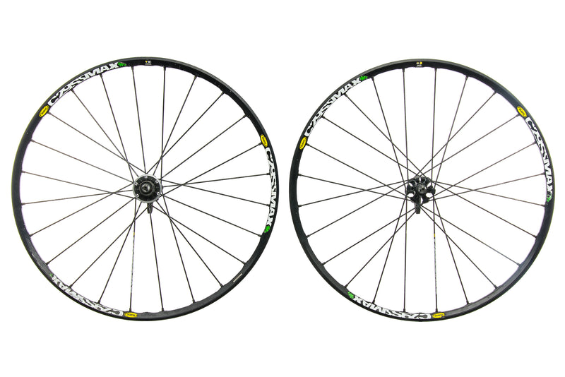 "Mavic Crossmax Disc Aluminum Clincher 29"" Wheelset non-drive side"