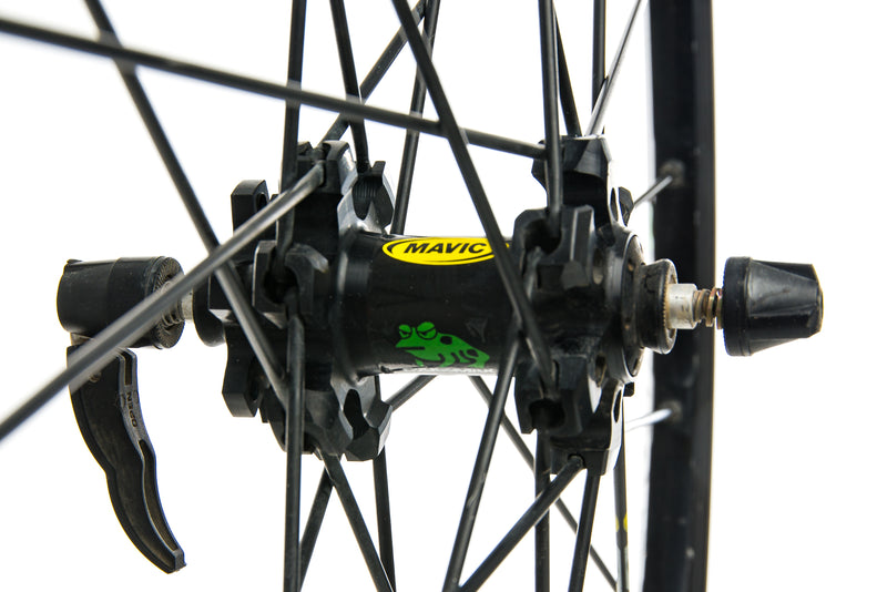 "Mavic Crossmax Disc Aluminum Clincher 29"" Wheelset sticker"