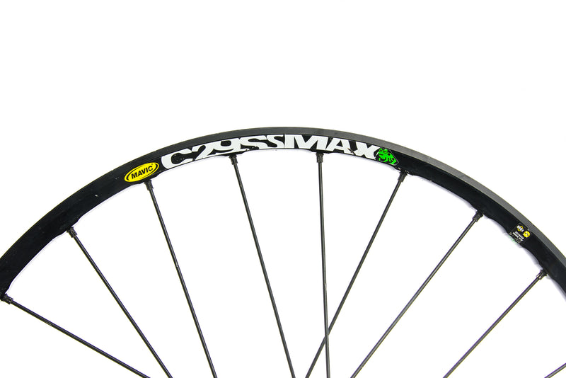 "Mavic Crossmax Disc Aluminum Clincher 29"" Wheelset cockpit"