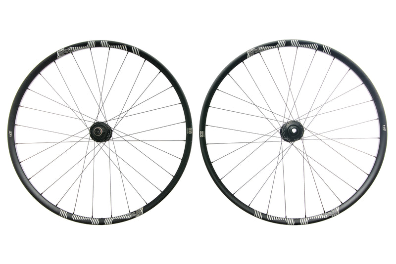 "e*thirteen TRS Race Carbon Tubeless 29"" Wheelset drive side"