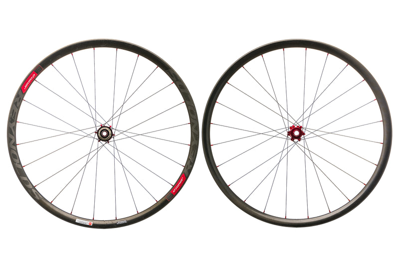 "Reynolds Niner Carbon Tubeless 29"" Wheelset drive side"