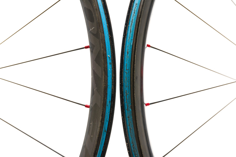 "Reynolds Niner Carbon Tubeless 29"" Wheelset front wheel"