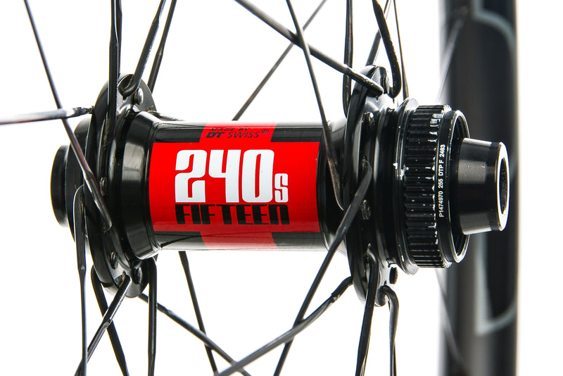 "NOX Skyline Carbon Tubeless 27.5"" Wheelset sticker"