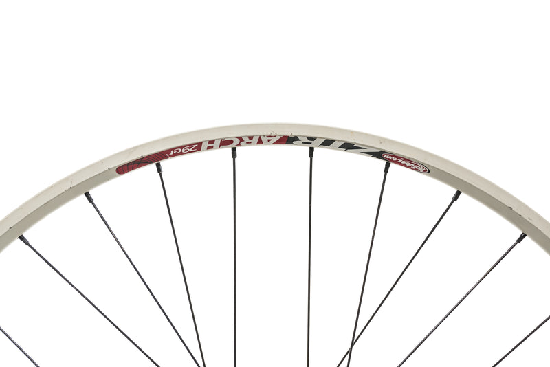 "Stan's NoTubes Arch Aluminum Tubeless 29"" Front Wheel front wheel"